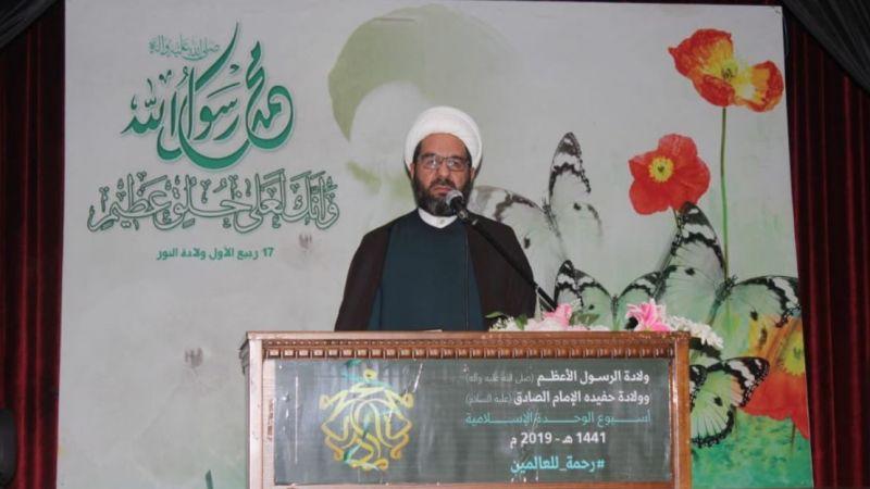 دعموش: حزب الله لن يسمح بإضعاف المقاومة وحلفائها وإخراجهم من المعادلة الداخلية