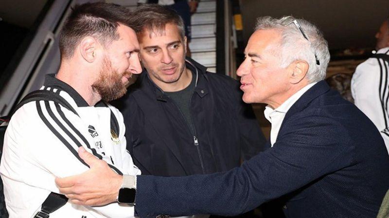 """رغم الاعتراضات.. مباراة بين منتخبي الأرجنتين والأوروغواي في """"تل أبيب"""""""