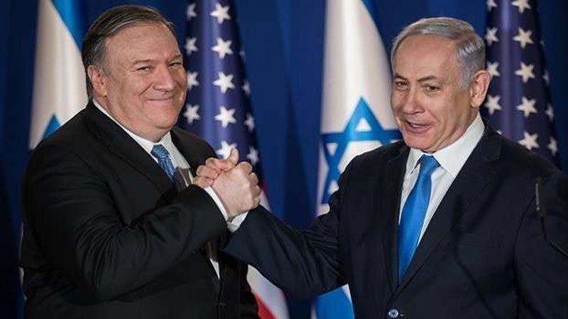 احتفال اسرائيلي بالموقف الأمريكي المدافع عن الاستيطان