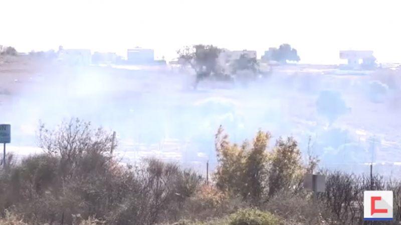 الظهيرة: مسرح لأجدد اعتداء إسرائيلي على لبنان