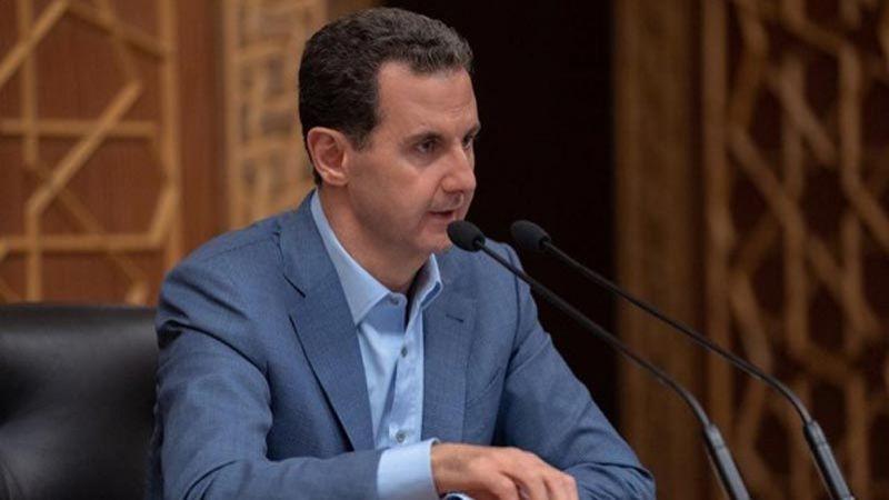 الرئيس الأسد: لتفعيل الحوار بين مختلف الشرائح