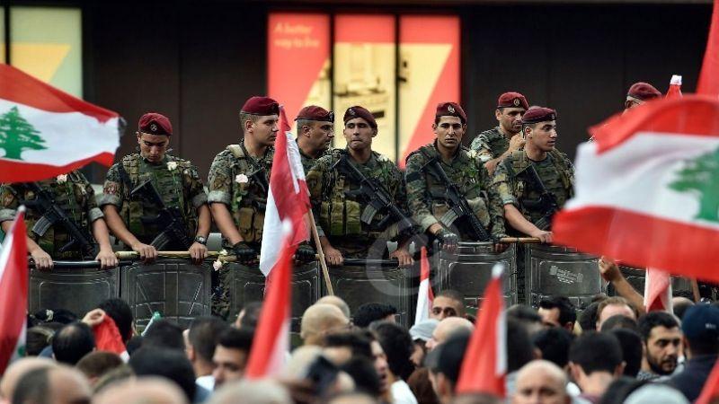 الأزمة اللبنانية وخيوطها العالمية