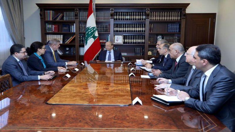 الرئيس عون: الحكومة الجديدة سياسية تضم اختصاصيين وممثلين عن الحراك