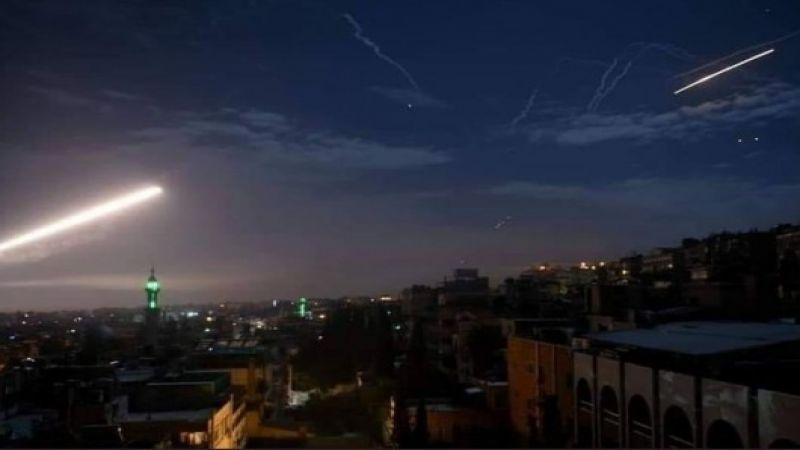 الدفاعات الجوية السورية تتصدى لعدوان صهيوني بالصواريخ وتدمر معظمها