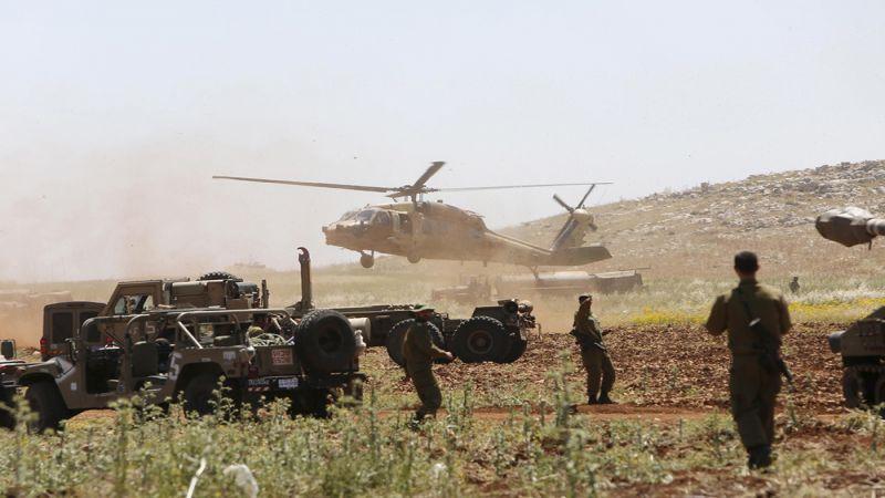 جيش العدو يُنهي المناورة الأركانية المفاجئة في الجبهة الشمالية