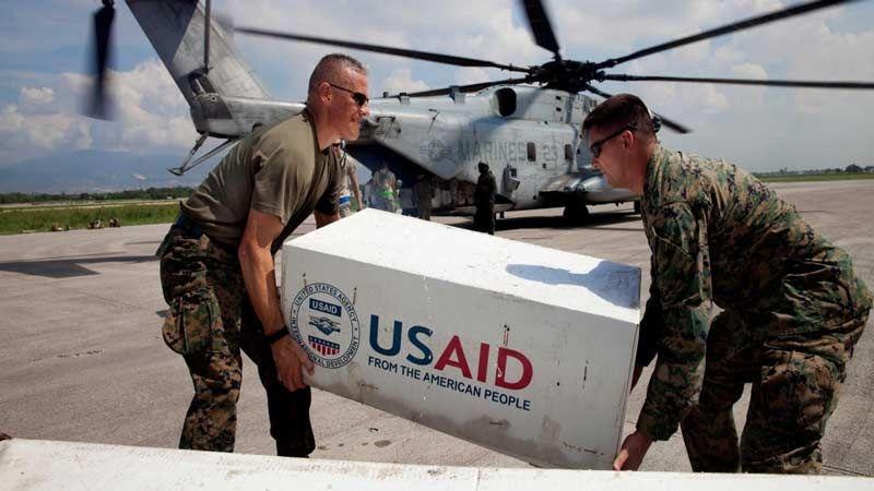 USAID اليد الأميركية لتطويع الدول