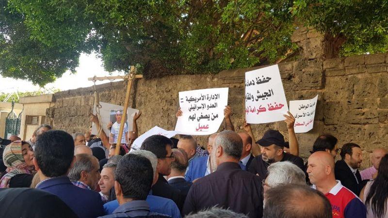 """اعتصام للأسرى المحررين غداً تنديداً بـ""""تمارض"""" العميل الفاخوري"""