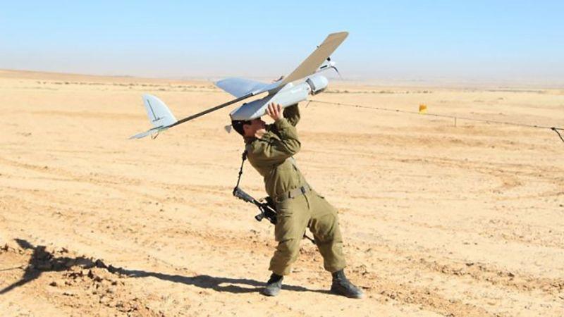 """فوبيا """"الطائرات المسيرة"""" .. تعليمات للجنود الصهاينة بالنظر باستمرار نحو السماء"""