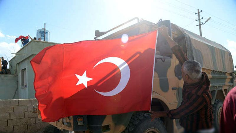 مأزق تركيا الاستراتيجي في سوريا