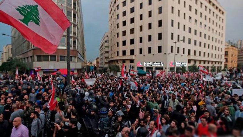 لضرورة تأسيس الجبهة الشعبية اللبنانية للانقاذ الوطني