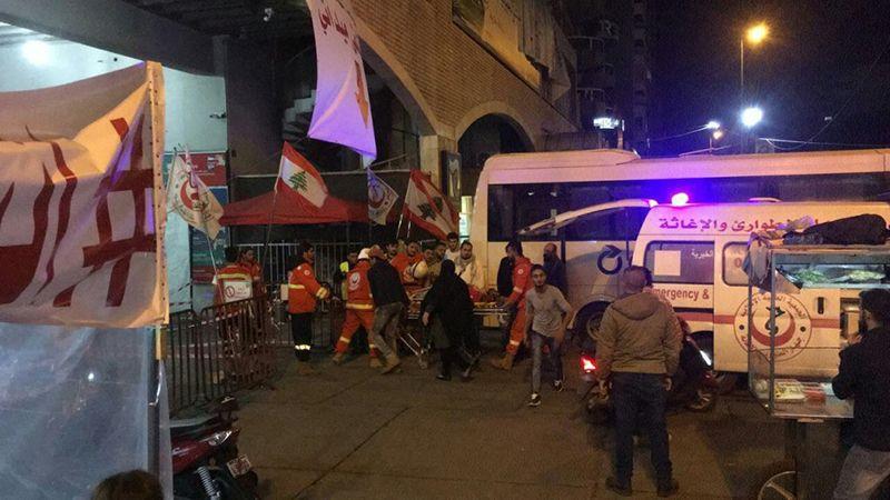 توتر ليلي في طرابلس والجيش يعيد الهدوء إلى عاصمة الشمال