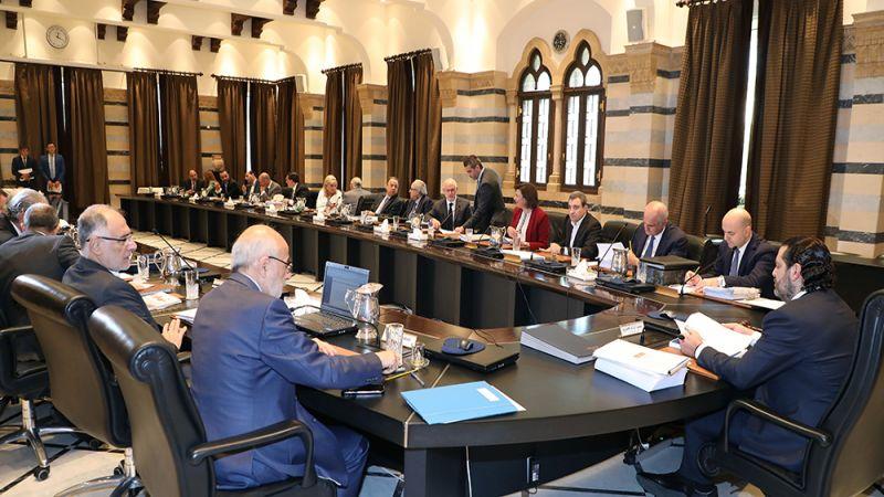 """لبنان يعيش ظروفاً """"استثنائية"""" وحكومة تصريف الأعمال في """"كوما"""""""