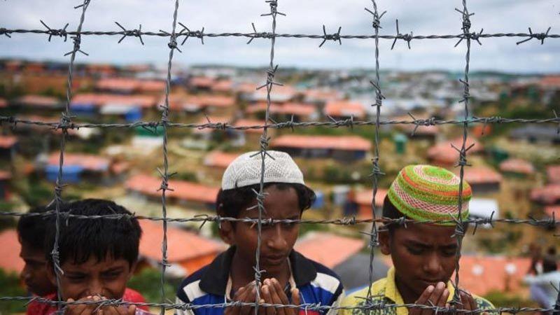 بعد إمدادهم بالسلاح.. كيان العدو يدعم سفّاحي ميانمار في المحاكمات