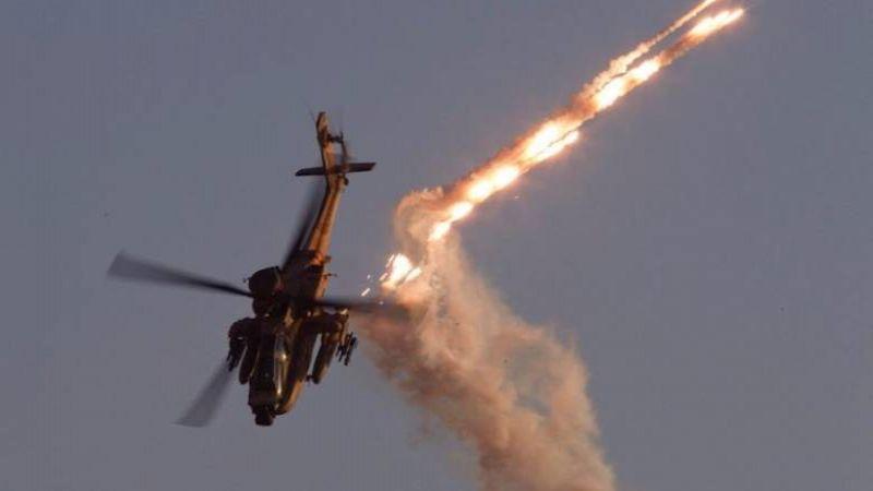 فيديو.. هكذا أسقط الدفاع الجوي اليمني الاباتشي السعودية