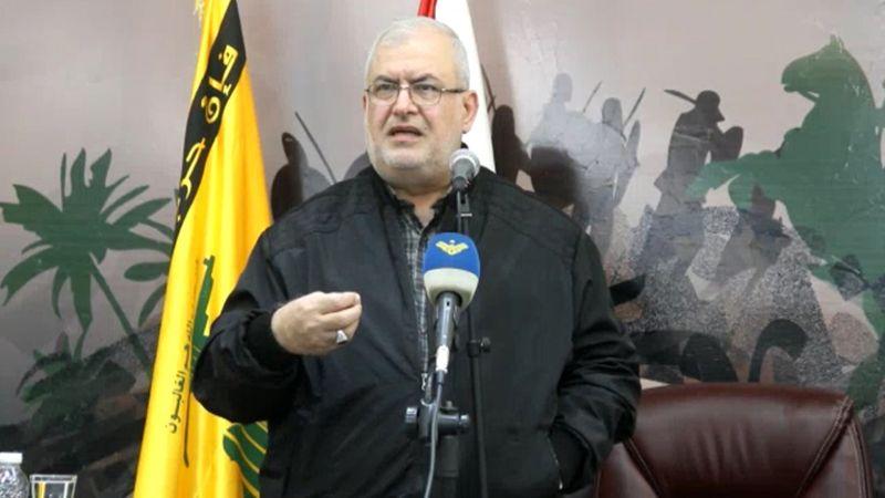 رعد: سنمنع أي قوى أجنبية من مصادرة قرارنا الوطني