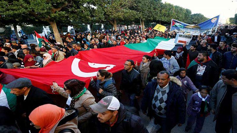 تونس تجدد التزامها بالقضية الفلسطينية ومواجهة التطبيع