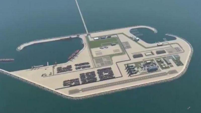 كاتس يروّج لبناء جزيرة اصطناعية قبالة غزة لقطع روابطها مع الأراضي المحتلة