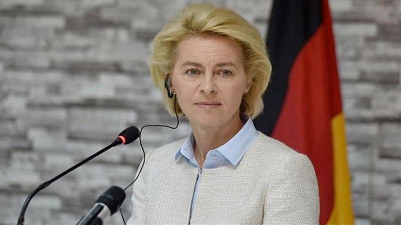 الألمانية فون دير لاين تتسلم رئاسة المفوضية الأوروبية من يونكر
