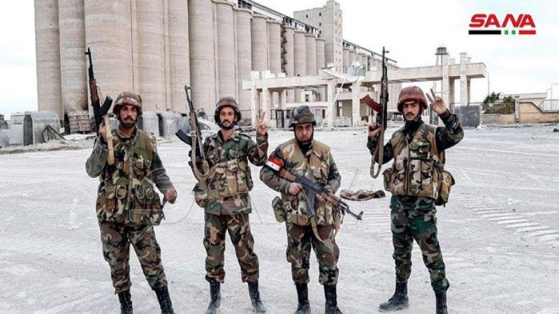 الجيش السوري يدخل 3 قرى جديدة وصوامع العالية بالحسكة