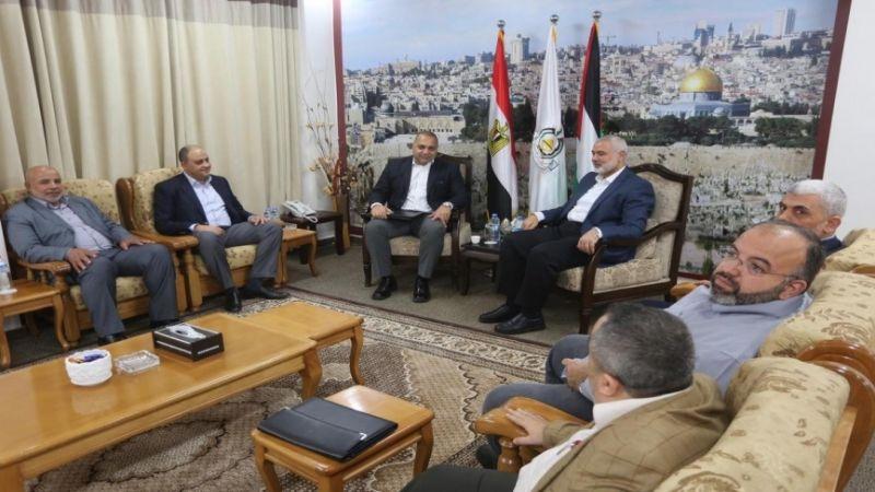 """وفدان من """"حماس"""" و""""الجهاد"""" الى القاهرة"""