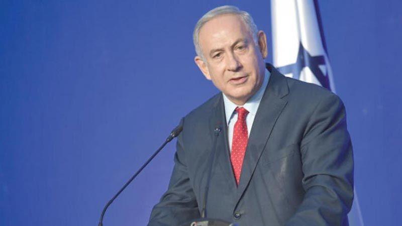 """اسرائيل هيوم"": هدف نتنياهو ضمّ ""غور الأردن"""