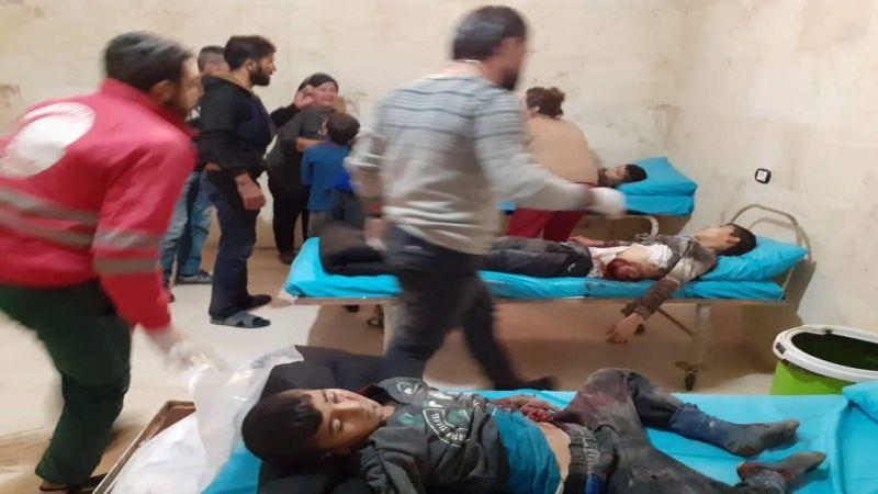 الجيش التركي يرتكب مجزرة مروعة ضحيتها 9 أطفال في تل رفعت