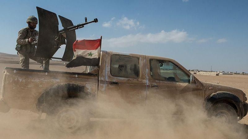 """بعد هجوم الإرهاببين على قرى شرق إدلب.. مصدر عسكري لـ""""العهد"""": الجيش السوري بالمرصاد"""