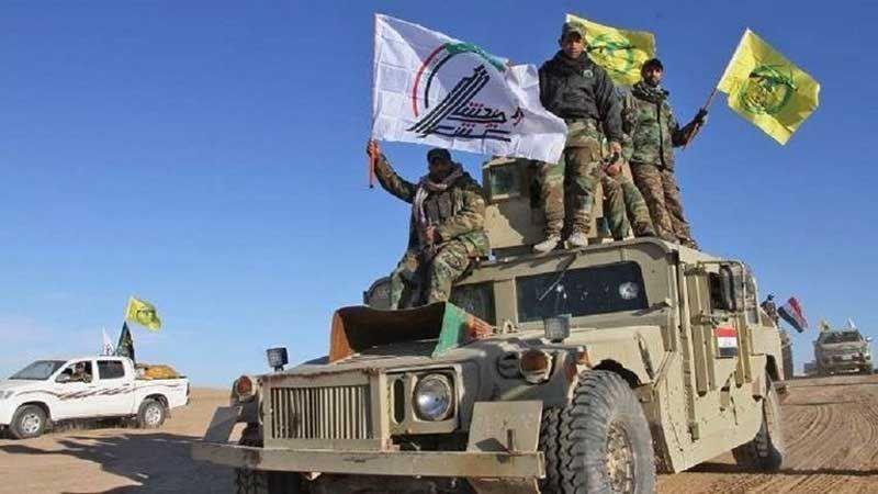 """عملية أمنية للحشد الشعبي في ديالى ردا على هجمات """"داعش"""""""
