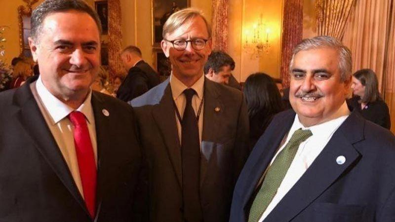 """كاتس: وفد اسرائيلي في واشنطن لعقد اتفاق """"عدم اعتداء"""" مع الخليج"""