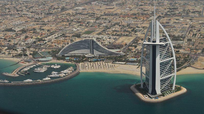 دبي أسوأ مكان في العالم لغسيل الأموال