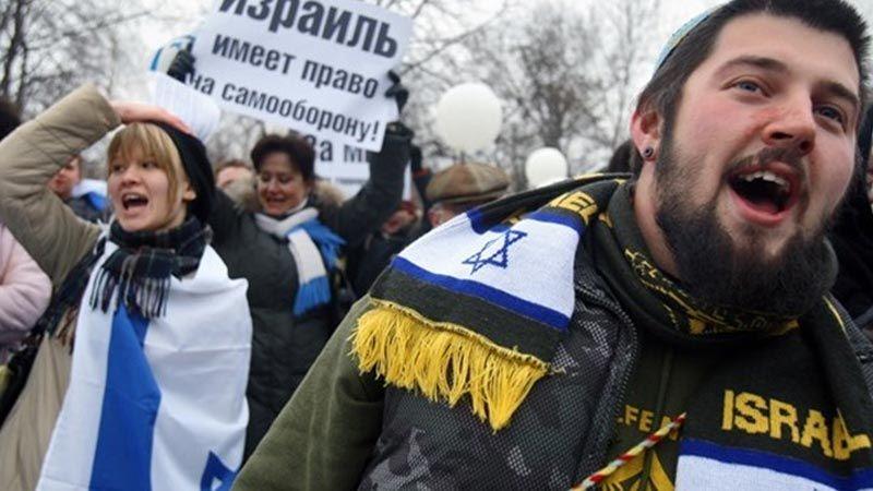 يهود روسيا يتهافتون للحصول على الجنسية الاسرائيلية