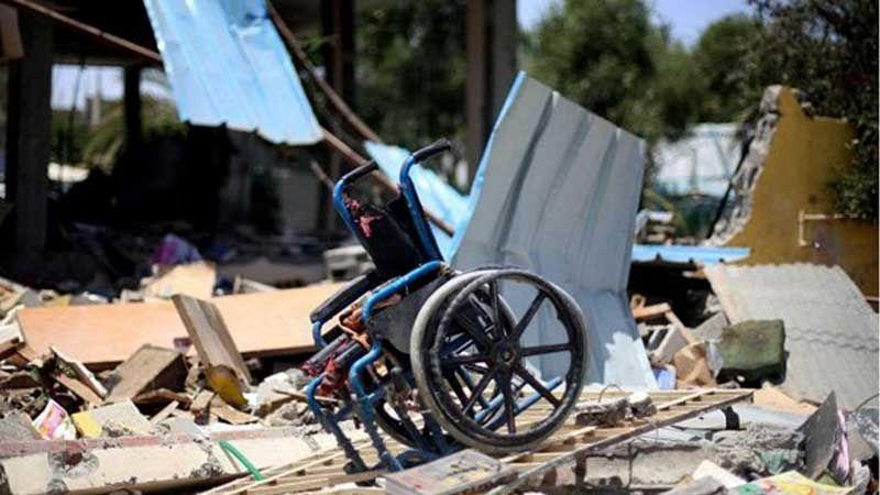 ذوو الإعاقة يعانون الأمرّين في غزة المحاصرة