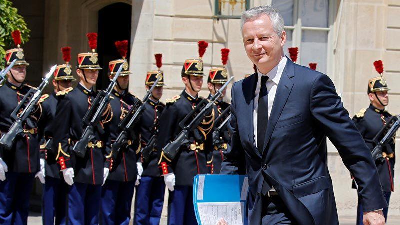 أزمة رسوم متبادلة بين فرنسا والولايات المتحدة