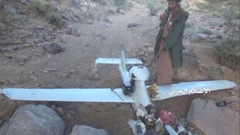 سماءٌ محرمة .. الدفاعات الجوية اليمنية تسقط طائرتين تجسسيتين