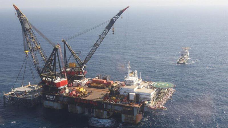 العدو يبدأ تصدير الغاز الطبيعي إلى مصر والأردن قريبا