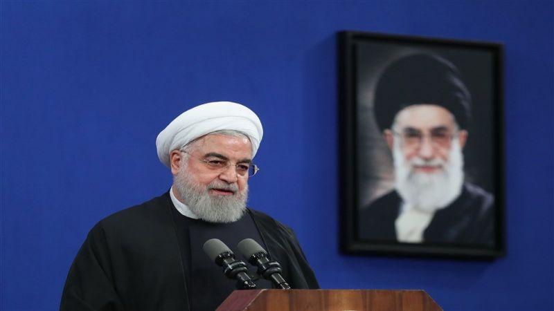 الرئيس روحاني: إيران لم تُغلق باب المفاوضات