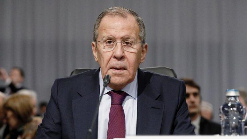 """لافروف: """"الناتو"""" يسعى للهيمنة .. ولدينا خيارات للرد على كل تهديداته"""