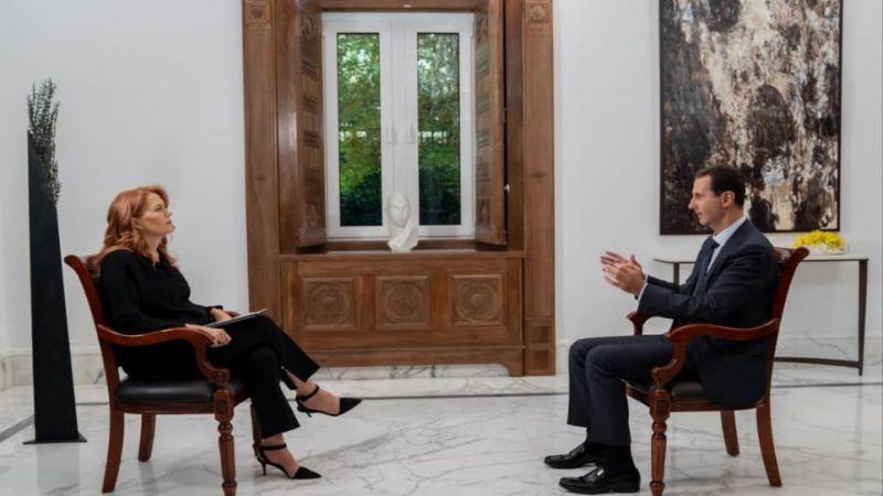 قناة إيطالية تجري مقابلة مع الرئيس الأسد وتتهرب من عرضها.. والرئاسة السورية ترد