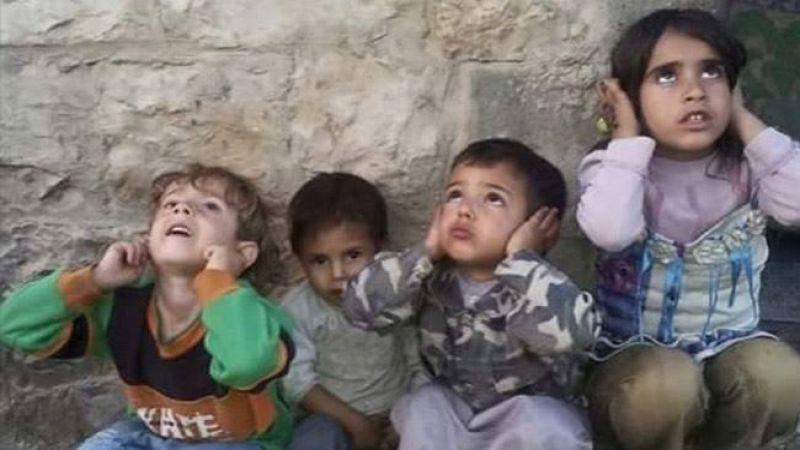 اليمن: اصابة 3 ملايين طفل بسوء التغذية نتيجة 1700 يوم من العدوان