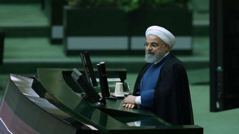 روحاني: الأميركان والصهاينة توهموا أن فرض العقوبات يثنينا عن أهدافنا