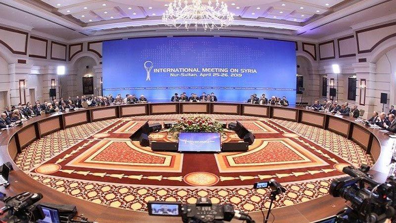 """العملية السياسية والوضع الميداني في سوريا على طاولة مباحثات """"أستانا 14"""""""