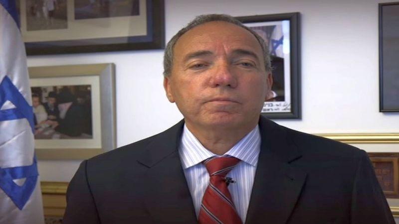 مدير عام وزارة الخارجية الإسرائيلية يزور دبي سراً
