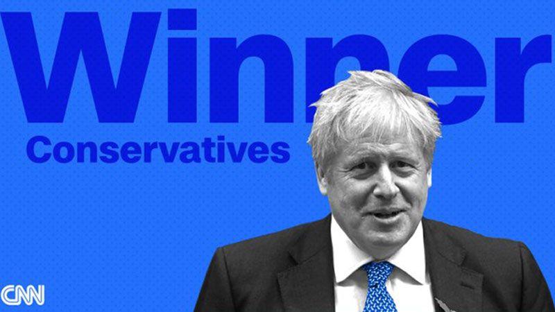 بريطانيا: الحزب المحافظ يفوز بأكثرية الأصوات في الانتخابات التشريعية