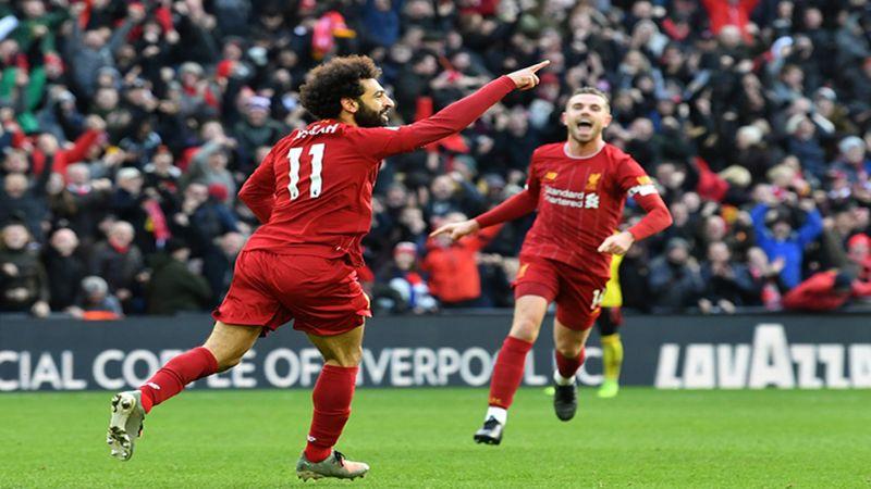 صلاح يقود ليفربول لانتصار جديد وخسارة جديدة لتشيلسي