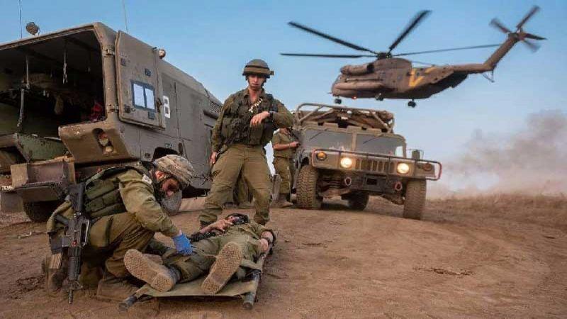 وزارة الامن الصهيونية: أكثر من 57 ألف معاق في الجيش الإسرائيلي