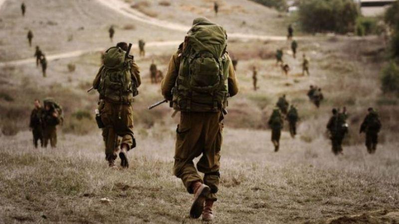 جيش الاحتلال يجري مناورة عسكرية واسعة في الشمال