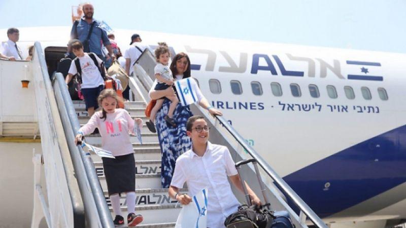 255 ألف يهودي قدموا الى الأراضي المحتلة خلال العقد الأخير