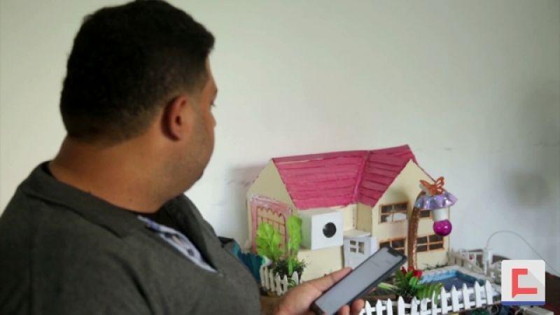 المنزل الذكي.. إبداع فلسطيني رغم الحصار