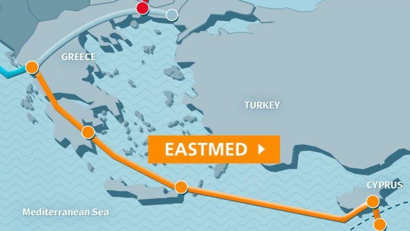 ردًا على تركيا وليبيا: اتفاق إسرائيلي قبرصي يوناني لمدّ أوروبا بالغاز