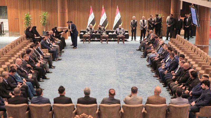 """""""يوم وطني"""" .. إشادات عراقية داعمة لقرار البرلمان"""